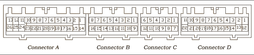 1991 1992 Toyota Mr2 Turbo Ecu Diagram