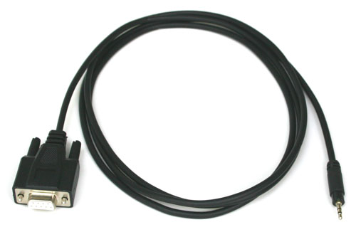 Serial Program Cable (Stereo 2.5mm) - P/N: 3746