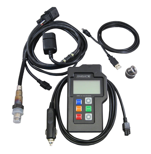 LM-2 (BASIC) Digital Air/Fuel Ratio Wideband Meter (1 O2 Sensor) - P/N: 3837