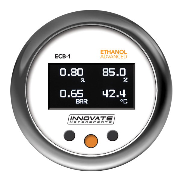 ECB-1: (BOOST) Ethanol Content & Air/Fuel Ratio Gauge