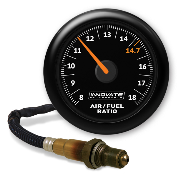 MTX-AL: Analog Series Air/Fuel Ratio Gauge - P/N: 3855