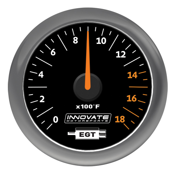 MTX-A: Analog Series Exhaust Gas Temp (EGT) Gauge - P/N: 3865