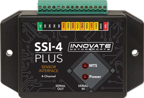 SSI-4 PLUS (4 Channel Simple Sensor Interface) - P/N: 3914
