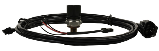 0-150 PSI (10 BAR) Air/Fluid Pressure Sensor with SSI-4 PLUS Adapter - P/N 3926